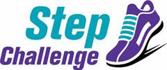 Winners of the step challenge for wellbeing