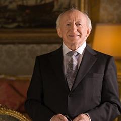 President Michael D. Higgins