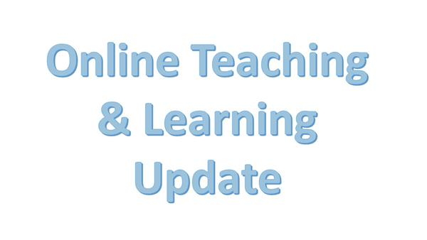 Parent's Update 18th January 2021