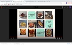 TYB Cookery Challenge